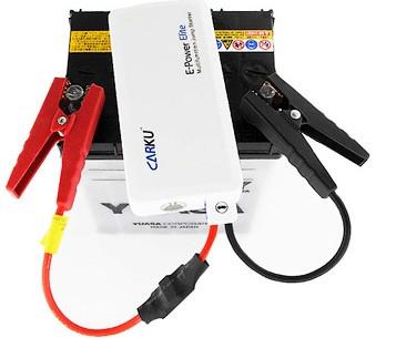 """Пуско-зарядное устройство """"Carku E-POWER Elite"""" 44,4 Вт/ч обладает высокой мощностью при скромных габаритах и минимальном весе"""