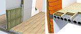 Базальтовая плита П-(45/90) ROCKWOOL Венти БАТТС Д 1000x600x100, фото 5