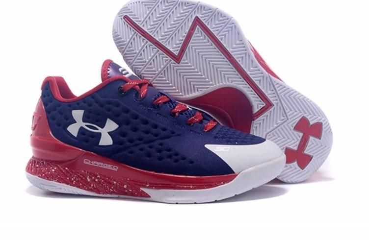 Баскетбольные кроссовки Under Armour Curry One Low низкие ( Stephen Curry)