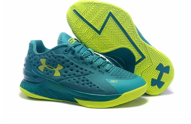 Баскетбольные кроссовки Under Armour Curry One Low низкие ( Stephen Curry), фото 2