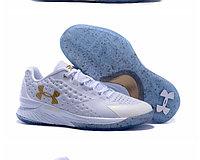 Баскетбольные кроссовки UA Curry One Low низкие ( Stephen Curry) белые
