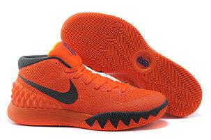 Баскетбольные кроссовки Nike Kyrie l (1) for Kyrie Irving оранжевые, фото 2
