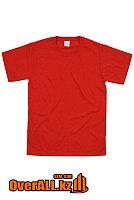 Детская красная футболка, фото 1