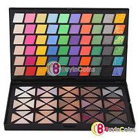 Палитра теней для макияжа 120 цветов, фото 1