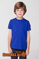 Детская синяя футболка