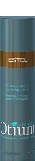 Тоник-пилинг от перхоти Estel OTIUM Unique, 100 мл.