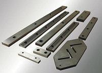 Заточка ножей для гильотин и типографий.Изготовление ножей для гильотин.