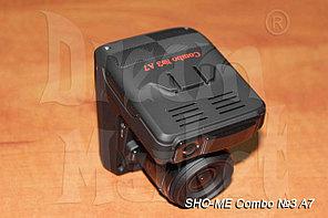 Радар-детектор видеорегистратор Sho-Me Combo 3 A7