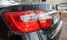 Оригинальный задний левый фонарь на крыло, на Toyota Camry 50