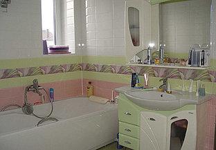 Мебель в дизайне ванной комнаты