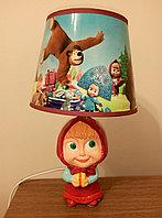 """Детский светильник """"Маша и Медведь"""", фото 1"""