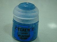 Краска акриловая Citadel Layer Alaitoc Blue