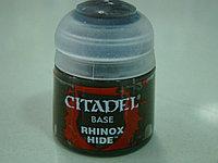 Краска акриловая Citadel Base Rhinox Hide