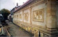 Монтаж искусственного и натурального камня на полы и стены