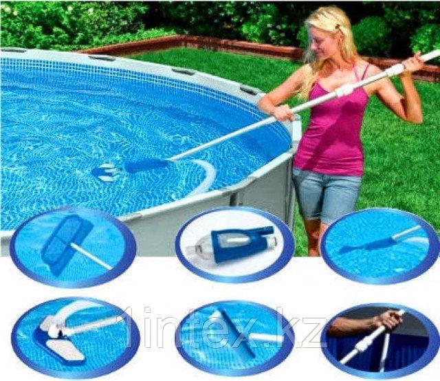 Супер-комплект для чистки бассейна Intex