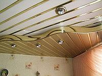 Монтаж подвесных потолков типа Люксалон