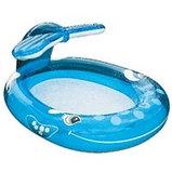 Детский надувной бассейн Intex  – «Весёлый кит» , фото 3