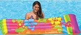 Надувной пляжный матрас Веселые картинки intex, фото 3