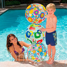 Детский надувной мяч Intex, (51 см)