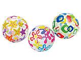 Детский надувной мяч Intex, (51 см), фото 2