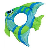Надувной круг Тропическая рыба 94*80см, Intex, фото 3