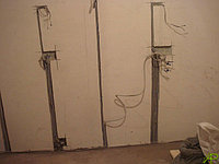 Прокладка провода, кабеля