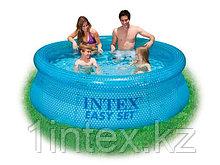 Надувной бассейн Intex Clearview Easy Set Pool. (244 х 76 см.)