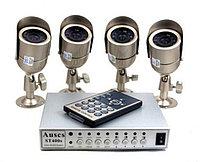 Установка, монтаж видеонаблюдения, видеокамер