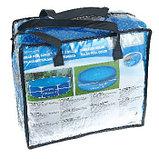 Обогревающее покрывало Intex Solar Pool Cover для бассейнов (457см), фото 5