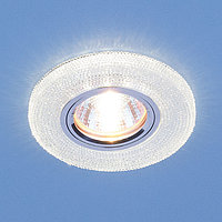 Встраиваемый потолочный светильник со светодиодной подсветкой 2130 MR16 CL прозрачный