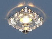 Точечный светильник 9171 SL/SL (серебряный / серебряный)