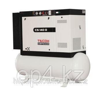 Компрессор TECOM CS 140 D (ресивер 500л)