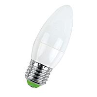 Светодиодная лампа LED СВЕЧА - C37 5Вт E27 ASD, фото 1