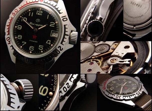 Механические часы (Восток)