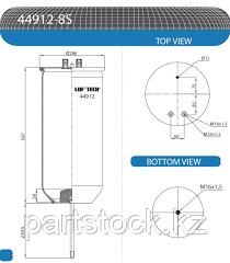 Пневмобалон  зад - без стакана  на / для RENAULT, РЕНО, SMARTECH 44912-8S