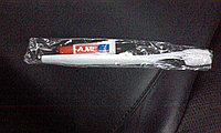 Зубной набор в прозрачной упаковке