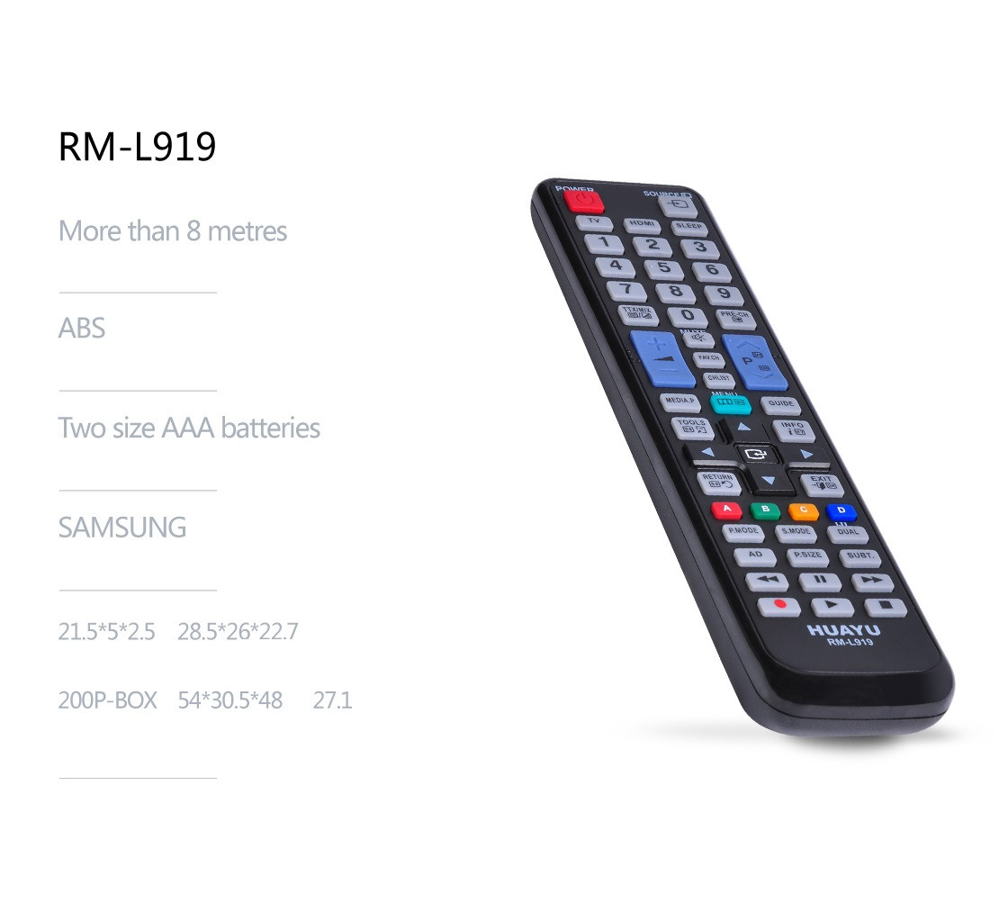 Пульт универсальный для SAMSUNG RM-L919