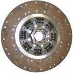 Диск сцепления 400 mm  внешний 20 зуб открытые пружины (8 шт)  на RENAULT, РЕНО, REPA 106 906