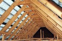 Огнезащитная обработка деревянных конструкций составом ПОС-1