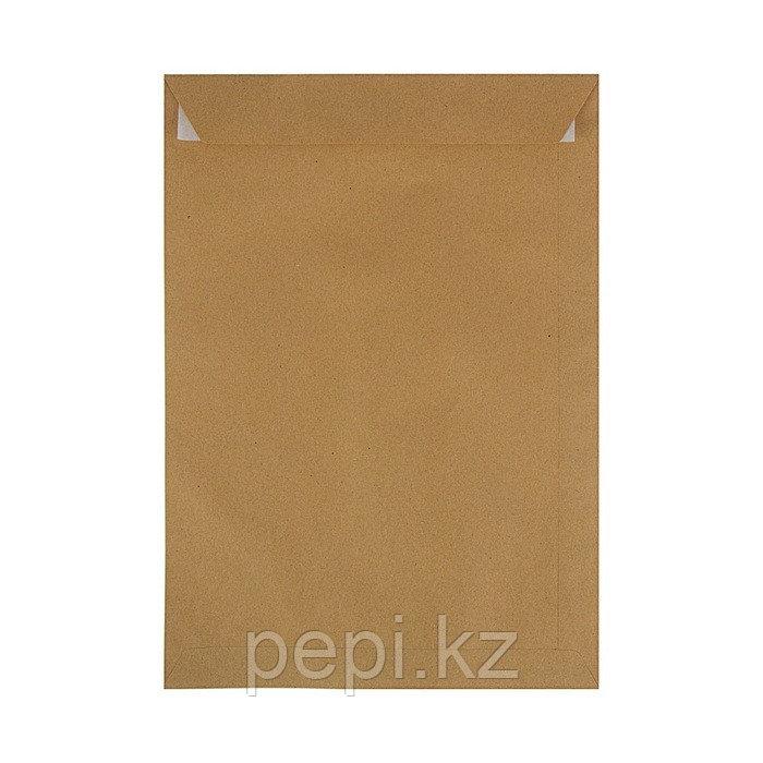 Конверт почтовый крафт С4 229x324мм