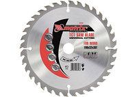 Пильный диск по дереву, 216 х 32 мм, 48 зубьев, кольцо 30/32. MATRIX Professional