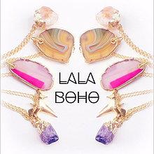 """""""LalaBoho"""" Великобритания.Коллекция украшений из натуральных камней"""