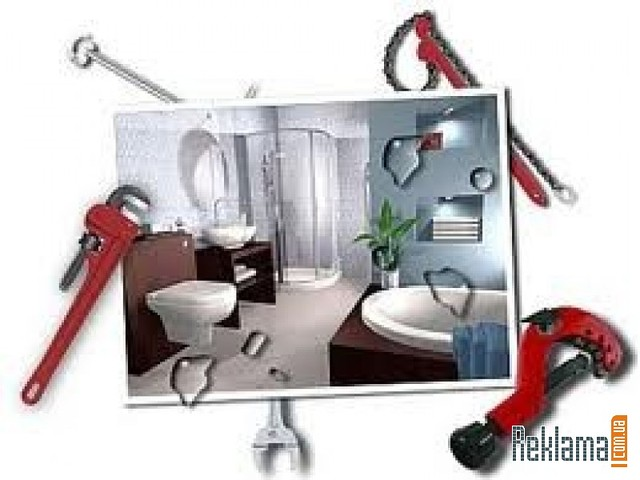 Сантехнические работы и услуги