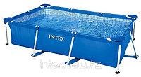Каркасный бассейн Intex 260х160х65 см.