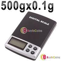 Весы электронные 500г х 0,1г, фото 1