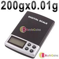 Весы электронные 200г х 0,01г, фото 1