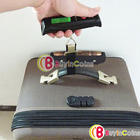Весы ручные электронные с ремешком 50 кг. х 10 г., фото 1
