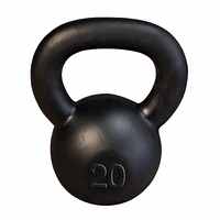 Гиря Body-Solid 9,06 кг (KB20), фото 1