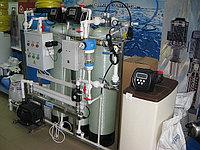 Установки обеззараживания питьевой воды озоном Сокол 3 - 120 м3/час