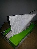 Салфетки косметические для лица самовытягивающиеся в коробочке